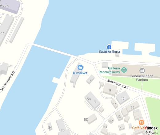 K Market Suomenlinna