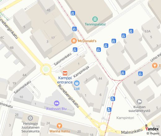 Jalkahoitola Helsinki