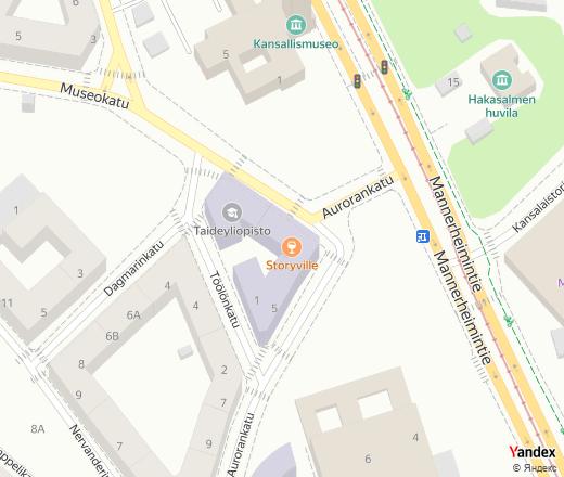 Treenikämppä Helsinki