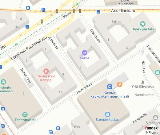 Hki Linja-Autoasema