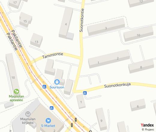 Hesburger Oulunkylä