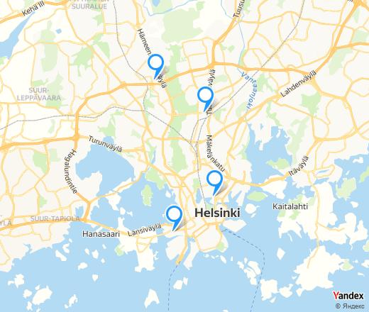 Smarket Oulunkylä