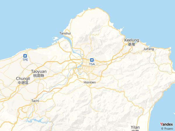 Map Taipei، Taiwan