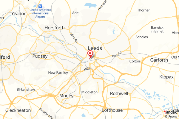 Leeds – Panorama Webcam Live