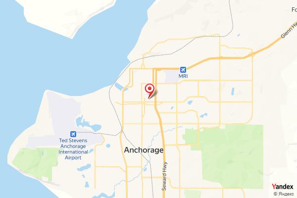 Anchorage Midtown Südost Webcam Live
