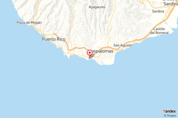 Gran Canaria Marina Pasito Blanco Webcam Live