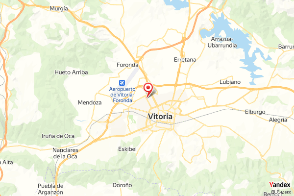 Vitoria-Gasteiz – Biblioteca Ibaiondo Webcam Live
