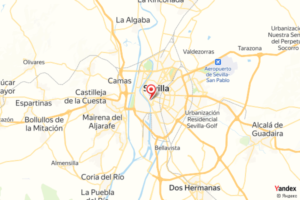 Sevilla Kathedrale Webcam Live