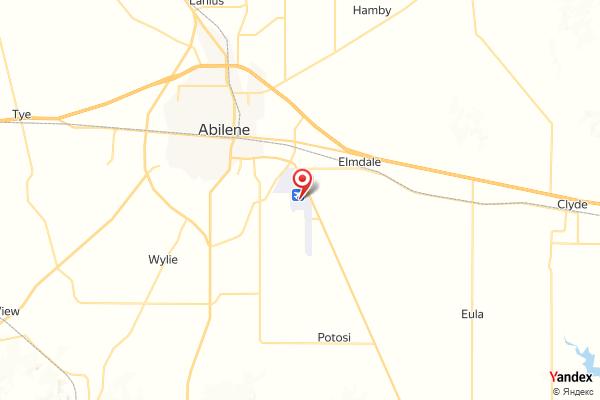 Abilene Regional Airport Flugverfolgung Live