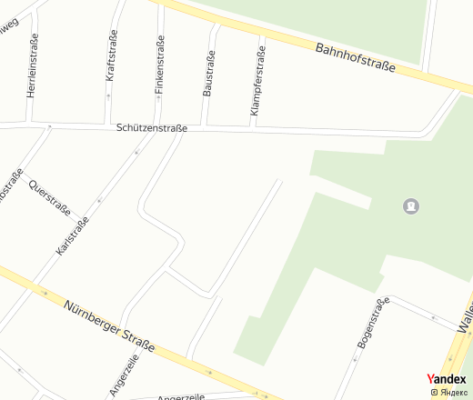 Map Of Zirndorf Germany.Hairexpress Hairdressers Germany Zirndorf Nurnberger Strasse 29