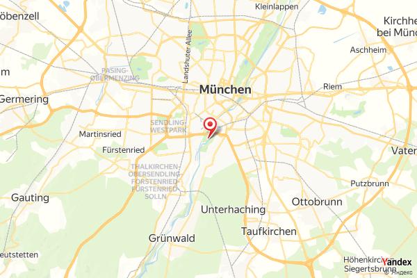 München – Isar webcam Live
