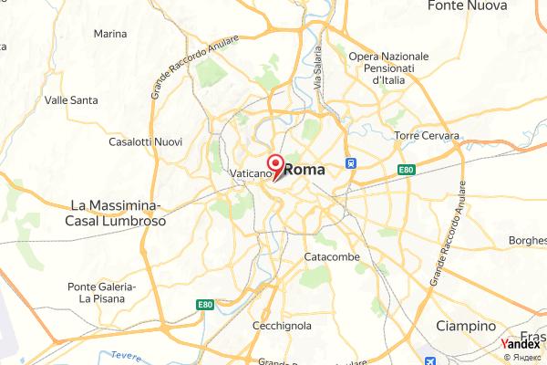Rom Piazza Navona Neptunbrunnen Webcam Live