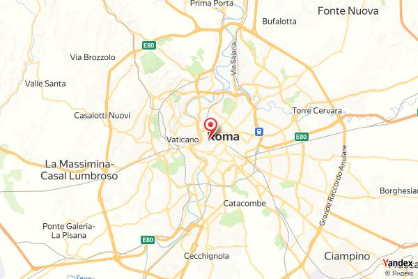 Rom (Roma) Piazza di Spagna Webcam Live