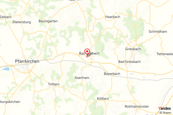 Bad Birnbach – Rottal Terme webcam Live