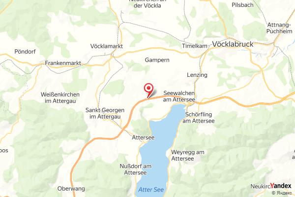 A01 West Autobahn Blickrichtung Salzburg Km 238,60 Webcam Live
