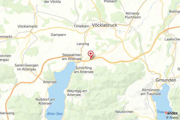 A01 West Autobahn Blickrichtung Salzburg Km 231,98 Webcam Live