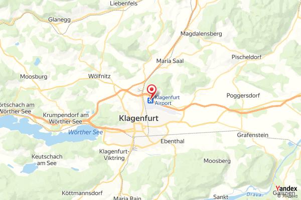 Flughafen Klagenfurt Flugverfolgung live