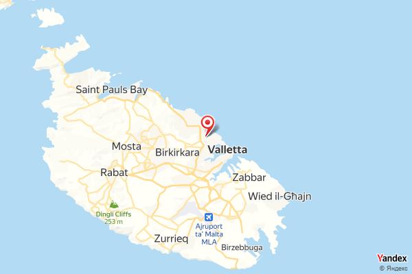 San Ġiljan – Balluta Bay Webcam Live