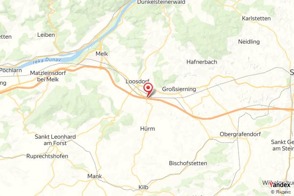 A01 West Autobahn Blickrichtung Rastplatz Km 74,00 Webcam Live