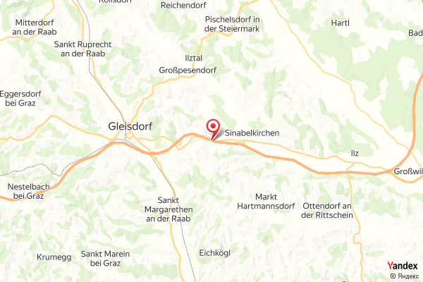 A02 Süd Autobahn Blickrichtung Graz Km 152,30 Webcam Live