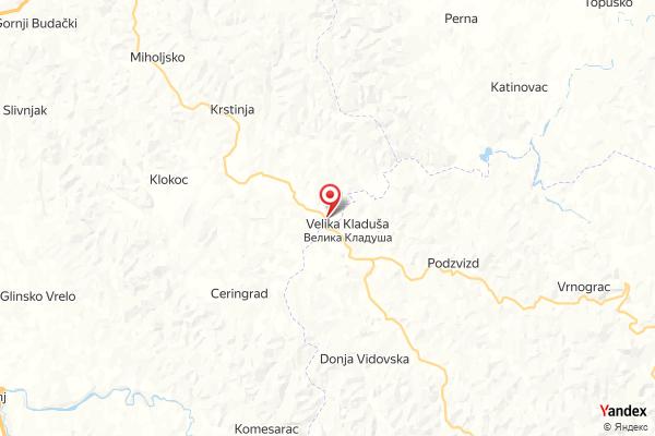 Maljevac Grenzübergang Webcam Live