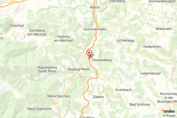 A02 Süd Autobahn Blickrichtung Wien Km 73,80 Webcam Live