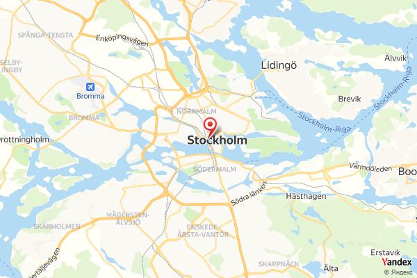 Stockholm – Panoramablick Webcam Live