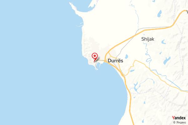 Durrës – Iliria Platz webcam Live