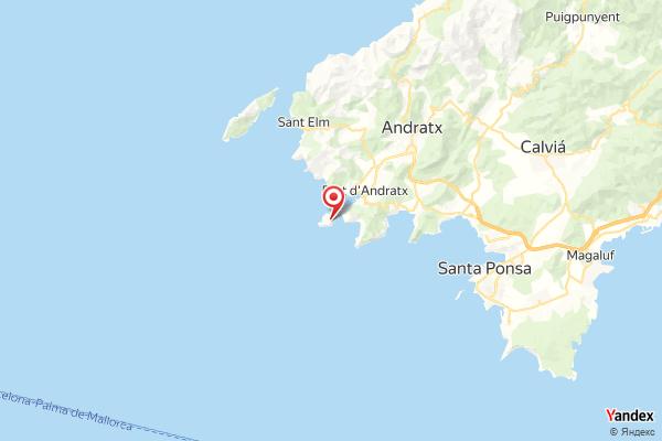 Port d'Andratx Webcam Live