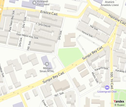 Kırklareli Prestij Sinema - cinema — Yandex.Maps