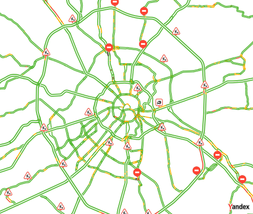 Traffic conditions in Moscow — Yandex.Maps on turkey maps, verizon maps, boeing maps, microsoft maps, belarus maps, terra maps, msn maps, ukraine maps, india maps, japan maps,