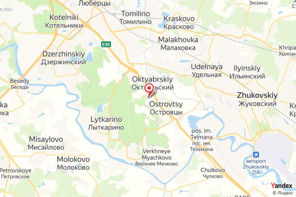 Oktyabrsky (Moskau) Ulitsa 60 Let Pobedy Webcam Live