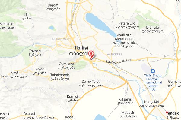 Tiflis Panorama Webcam Live