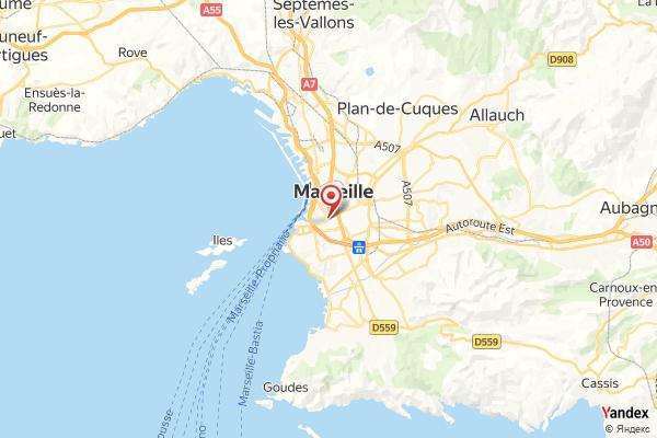 Marseille Alter Hafen Webcam Live
