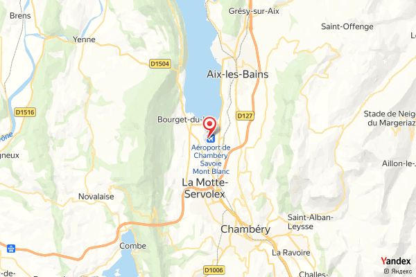Flughafen Chambéry-Savoie Flugverfolgung Live