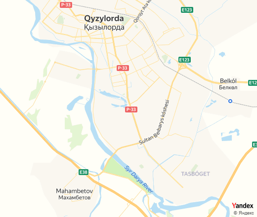 Oil and gas company in Kyzylorda — Yandex.Maps