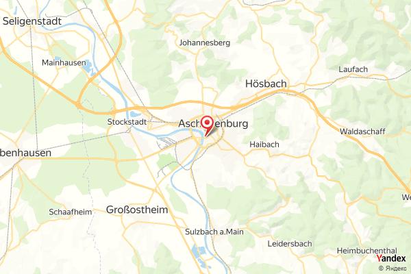Aschaffenburg Willigisbrücke Webcam Live
