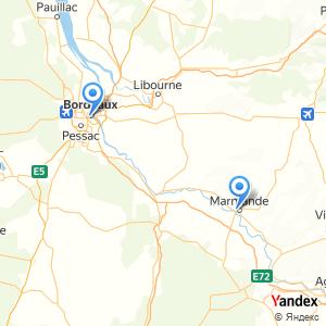 Voyage en bus Bordeaux Marmande