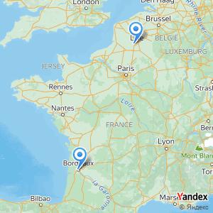 Voyage en bus Bordeaux Bapaume