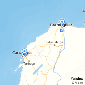 Viaje Barranquilla Cartagena