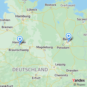 Berlin Hanover bus trip