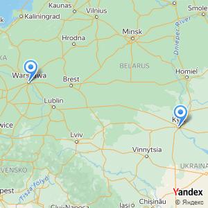 Trip Warsaw Kiev