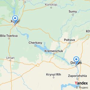 Київ ДніпроАвтобусні квитки