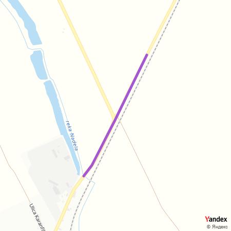Улица Скробара Трг маршала Тита на Yandex мапи