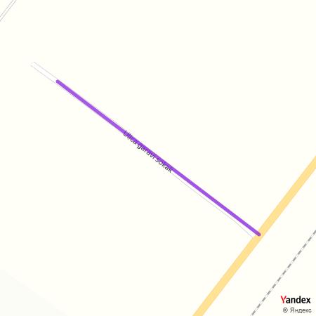 Улица гарави сокак на Yandex мапи