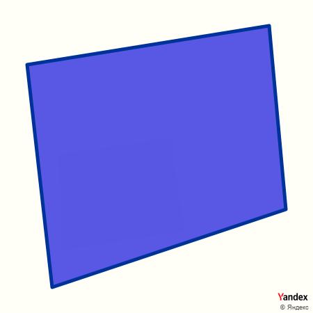 Поњавички засеок на Yandex мапи