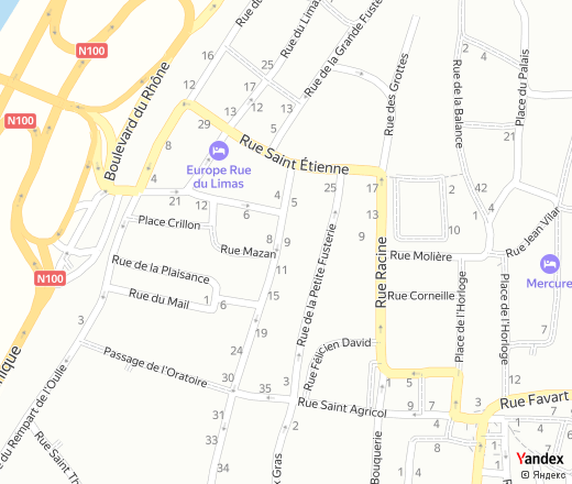 Relais Poste Commercant Avignon Baroncelli Rp Yandex Maps
