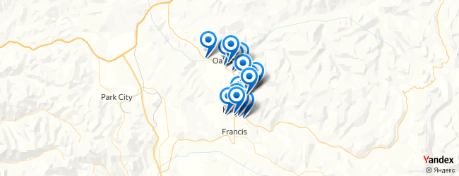 Oakley Utah Map.Top Things To Do In Oakley Utah Afabuloustrip
