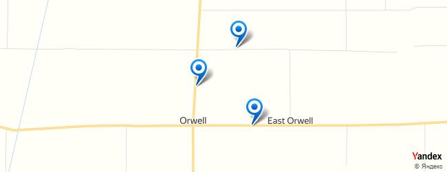 Orwell Ohio Map.Best Outdoor Activities In Orwell Ohio Afabuloustrip