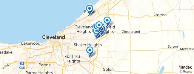 Lyndhurst Ohio Map.Sports Activities In Lyndhurst Ohio Afabuloustrip